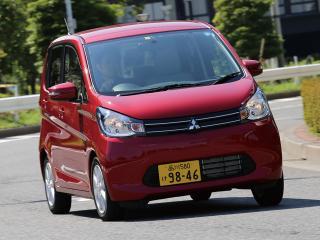 三菱 eKワゴン<br>試乗レポート