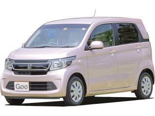 ホンダ N-ワゴン<br />(2013年11月)<br />中古車購入チェックポイント