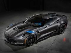 GM、限定車「コルベット グランスポーツ コレクター エディション」を追加