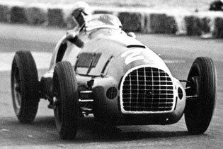 1948 FERRARI 125 F1