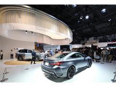 【東京モーターショー2017】自動運転技術を見据えた次世代レクサスを提案