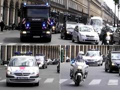 大統領以上!? 超厳重警備なフランス中央銀行の現金輸送