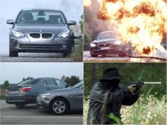 不測の危険にもこれでバッチリ!? BMWの警備車両向けトレーニング