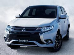 三菱、「アウトランダーPHEV」に特別仕様車「G Limited Edition」を追加