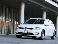 【試乗レポート】日本版eゴルフは熟成モデル!? VW初のピュアEVの実力とは