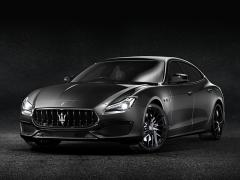マセラティ、「クアトロポルテ」の限定車「GTS ネリッシモ・カーボン・エディション」発売