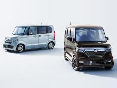 11月の新車販売ランキング、ホンダ「N-BOX」が3カ月連続で2万台超え