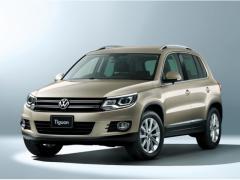 VW、「ディグアン」に2.0リッター4WDの新グレードを追加