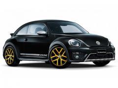 VW、クロスオーバータイプの限定車「ザ・ビートル・デューン」を発売