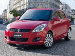 ONE MAKE MARKET RESEARCH SUZUKI SWIFT