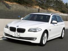 BMW 5シリーズ(2011年〜) 試乗レポート