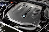 BMW 5シリーズ ツーリング(エンジン)