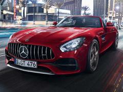 メルセデス・ベンツ、オープンモデル「AMG GT ロードスター」を発売