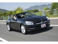 【メルセデス・ベンツ SLK】新車価格の半額で買えるってホント? 相場を徹底分析してみた