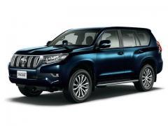 トヨタ、SUVモデル「ランドクルーザープラド」をマイナーチェンジ