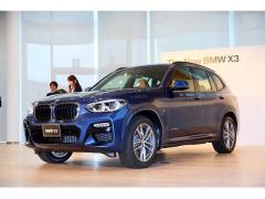 プレミアムSUVの大本命、BMW X3がフルモデルチェンジで安全性を大きく進化