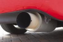 マツダ RX-7(改造部品が装着されている)