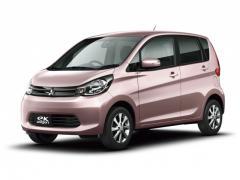 三菱、軽自動車「eK」シリーズの仕様変更、安全装備を強化