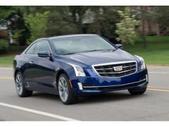 GM、「キャデラック ATS」の2015年モデルを発表