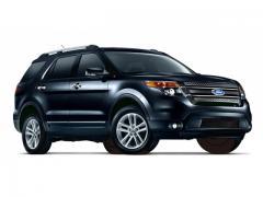 【フォード】エクスプローラーに特別仕様車 2015【価格・カラー】
