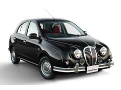 光岡自動車、内装の質感を向上させたビュートの新グレード「12ST プレミアム」