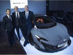 マクラーレン、全世界500台限定の「McLaren675LT」を日本初公開