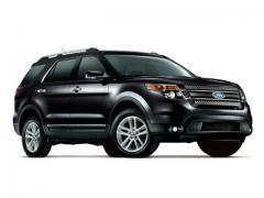 フォード、「エクスプローラー」の特別限定車を発売