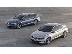 VW、新型「パサート」「パサート ヴァリアント」の受注を日本で開始