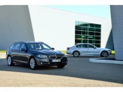 BMW、「5シリーズ」のクリーンディーゼルモデルを57万円値下げ