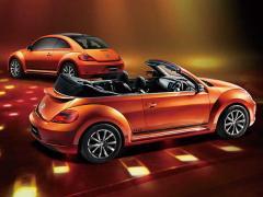 VW、「ザ・ビートル」に特別限定車を2モデル追加