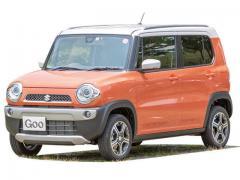 スズキ ハスラー(2015年5月〜)中古車購入チェックポイント