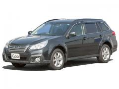 スバル レガシィアウトバック(2012年5月〜2014年10月)中古車購入チェックポイント