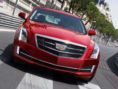 GM、一部仕様を変更した「キャデラックATS」を発売