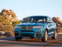 BMW、「X4」のハイスペックモデルを追加
