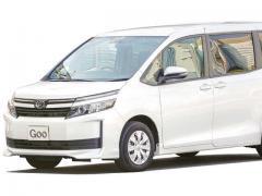 トヨタ ヴォクシー(2014年1月〜2016年1月)中古車購入チェックポイント