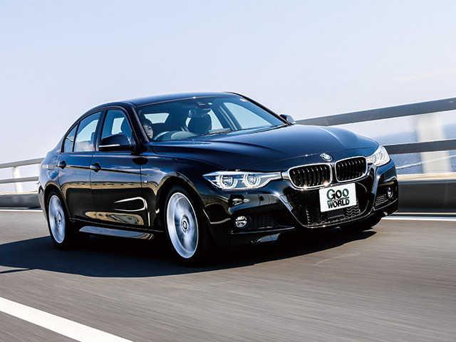 【気になる中古車試乗判定】BMW 3シリーズ