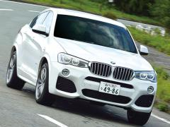 BMW X4 試乗レポート