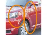 トヨタ カローラルミオン(正面左)