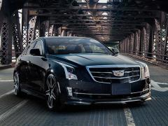 GM、「キャデラック ATSセダン」の特別仕様車を日本で発売
