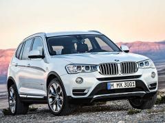 BMW、「X3」「X4」に「ドライビング・アシスト・プラス」を採用