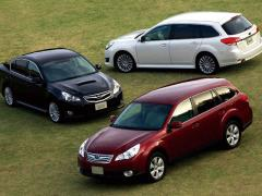 ONE MAKE MARKET RESEARCH SUBARU LEGACY