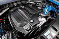 BMW X4 M40i(エンジン)