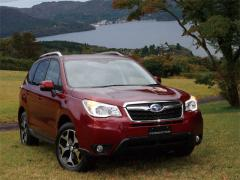 ONE MAKE MARKET RESEARCH SUBARU FORESTER