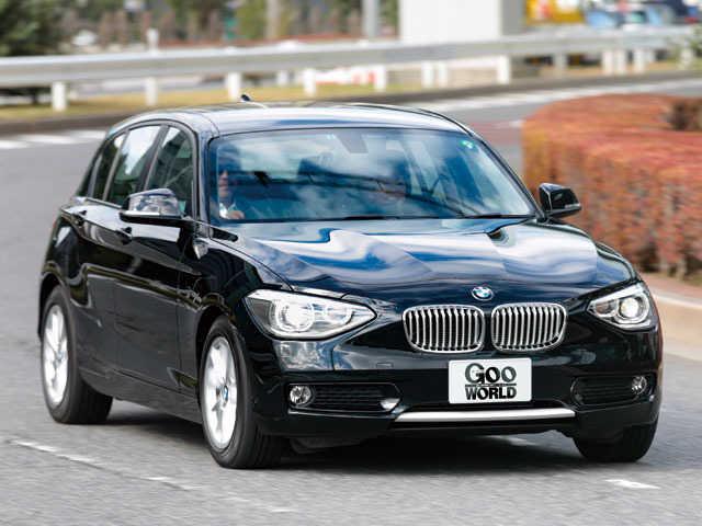 【気になる中古車試乗判定】BMW 1シリーズ
