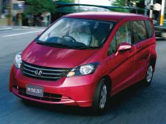 ONE MAKE MARKET RESEARCH HONDA FREED