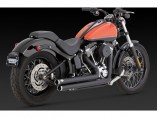 VANCE&HINES/BIG SHOTS STAGGERED BLACK