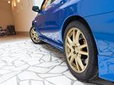 車のサイドステップとは?その効果や役割とは?