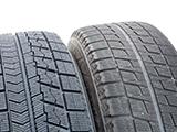 製造年が経過した古い冬タイヤ(スタッドレス)の性能は?製造年月日は気にした方がいい?