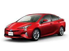 2月の新車販売台数は、トヨタ「プリウス」が首位を奪還