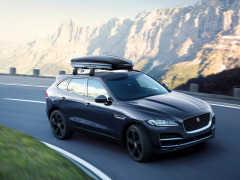 ジャガー、SUV「F-PACE」の特別仕様車の受注を日本で開始